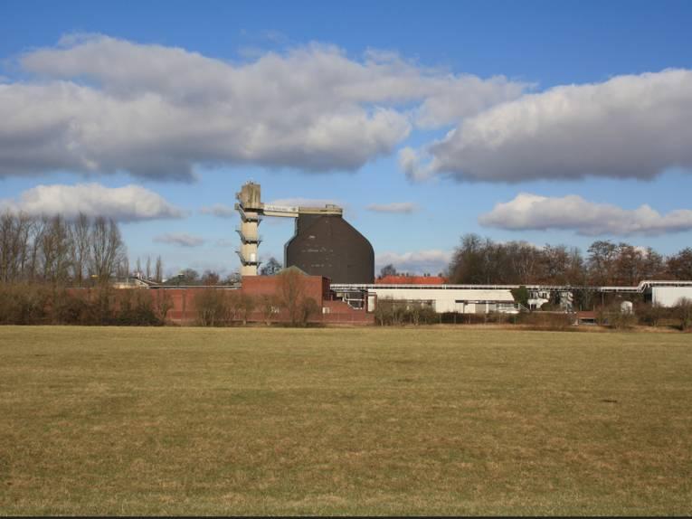 Blick aufs KW Herrenhausen