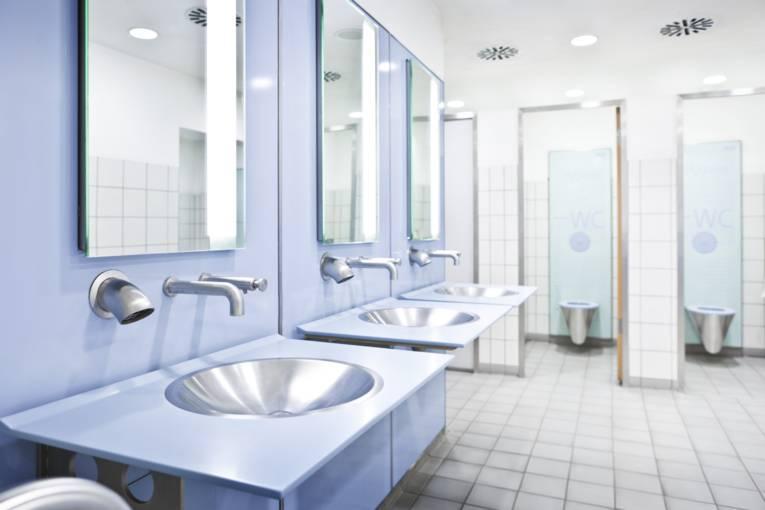 Öffentliche Toilette am Kröpcke
