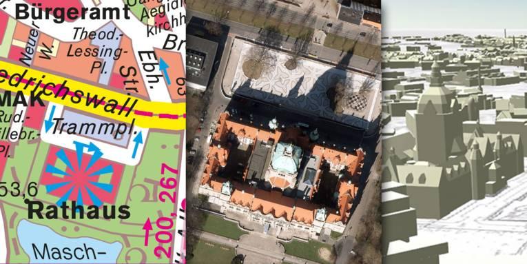 Open Geo Data SK20 Panno