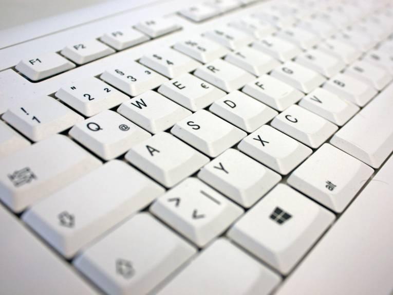 Symbolbild - Download = Tastatur