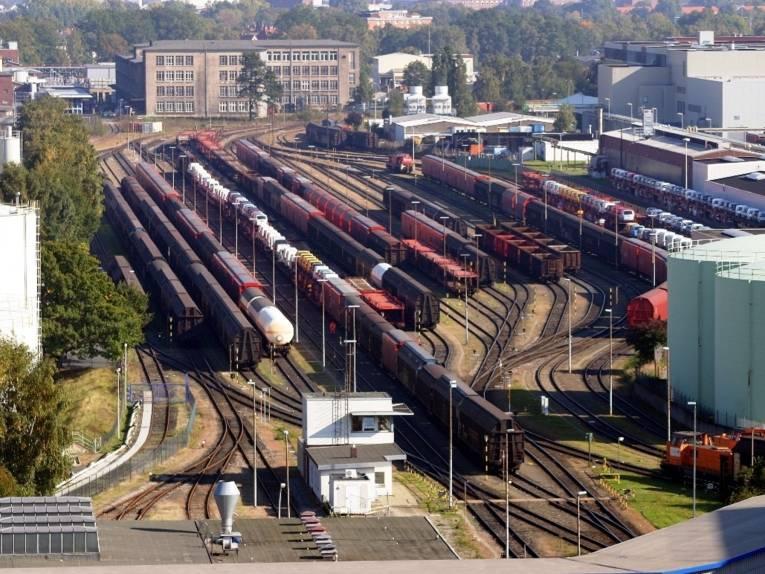 Bahnhof Nordhafen