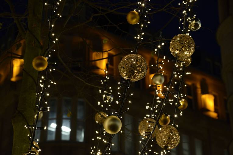 Christmas market at Kröpcke