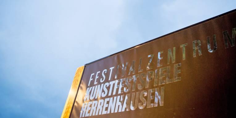 Festivalzentrum