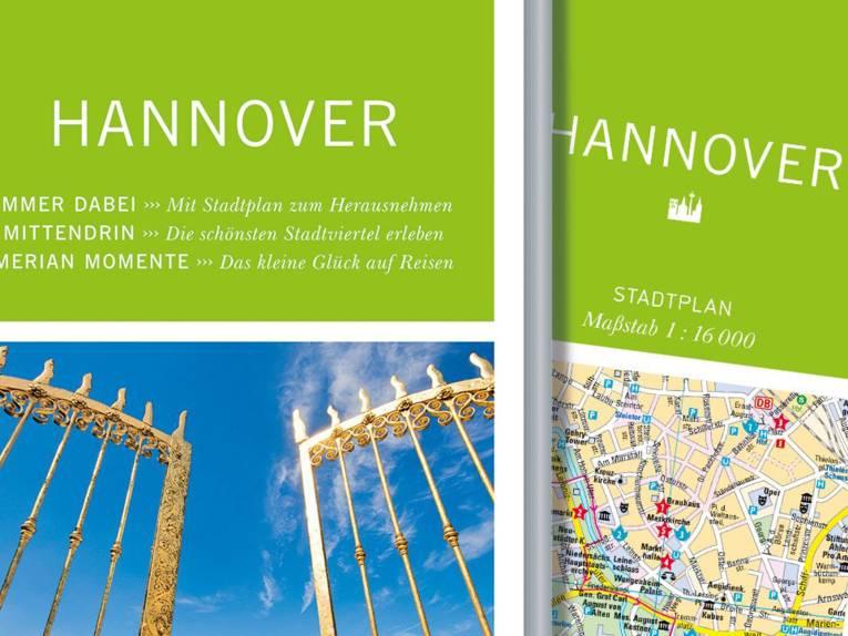 Buch mit Stadtplan