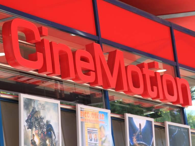 Kino von außen.
