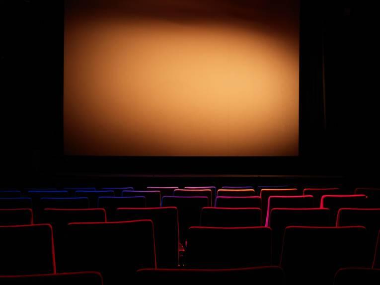 Kinosaal.