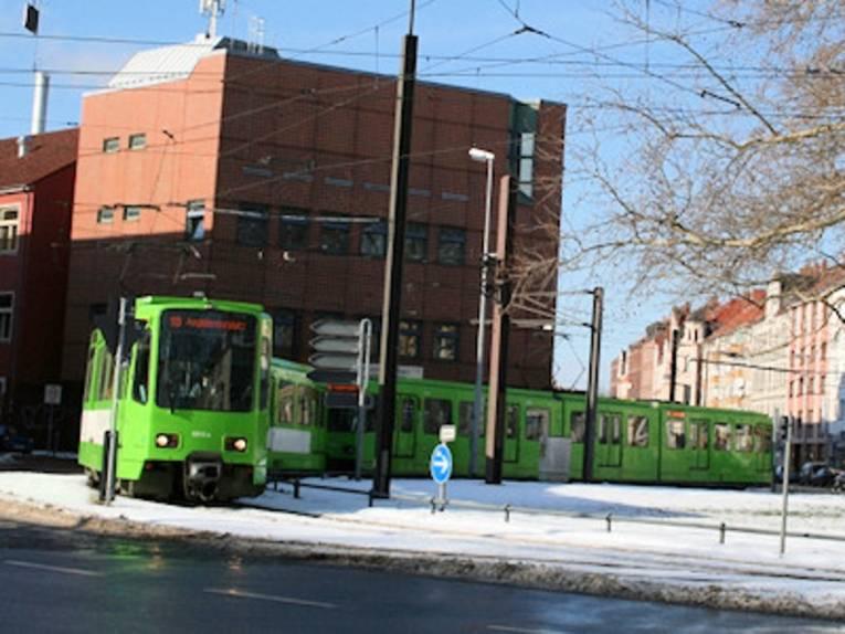 Grüne Stadtbahn