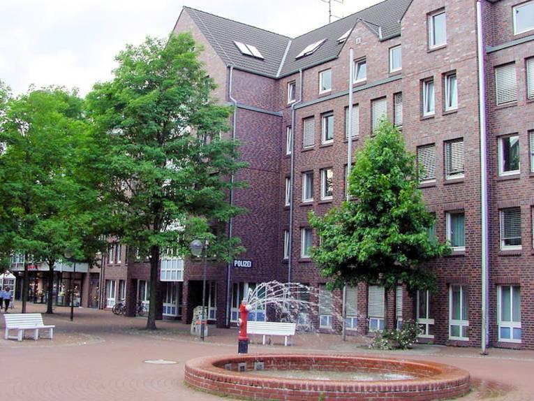 Ansicht eines Gebäudes