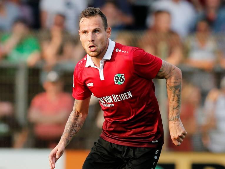 Fußballspieler von Hannover 96
