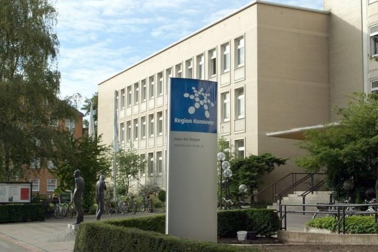 Gebäude Hildesheimer Straße 20