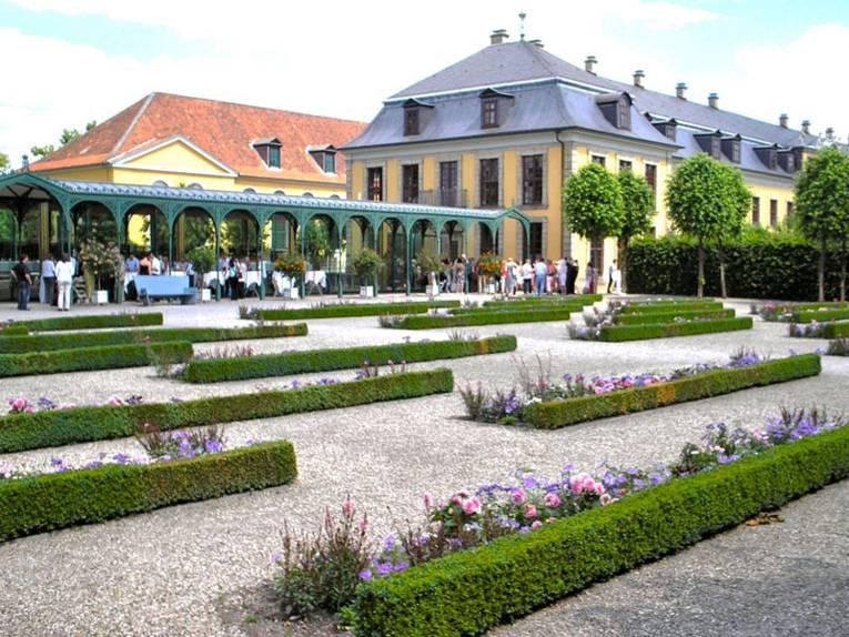 Galerie in Herrenhausen