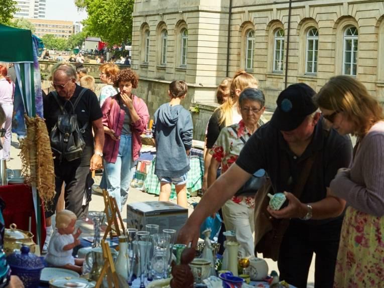 Altstadtflohmarkt