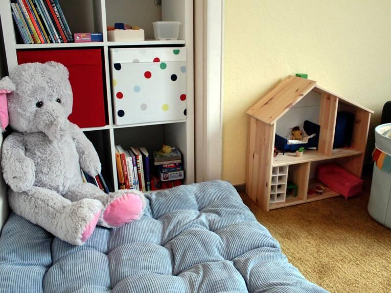 Spielecke im Frauenhaus24