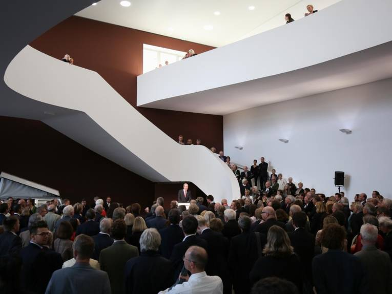 Eröffnungsfeier Sprengel Museum