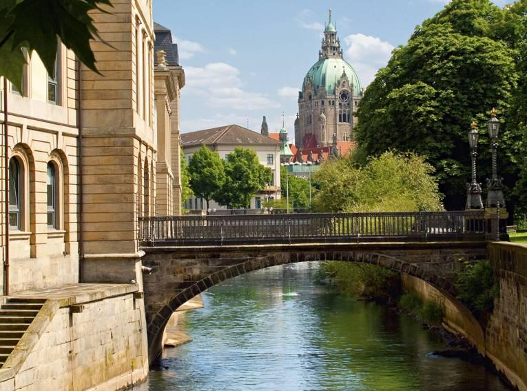 Hannover, Leineufer