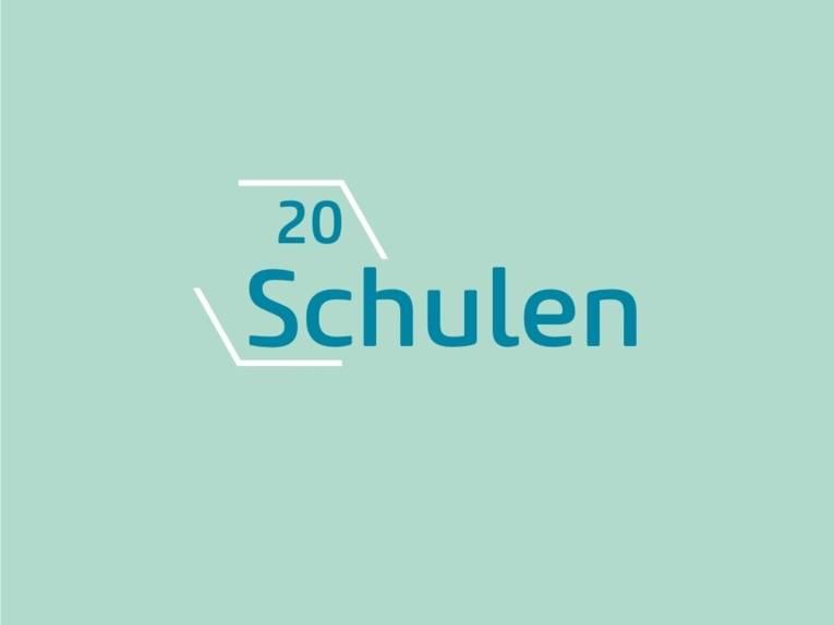 20 Schulen