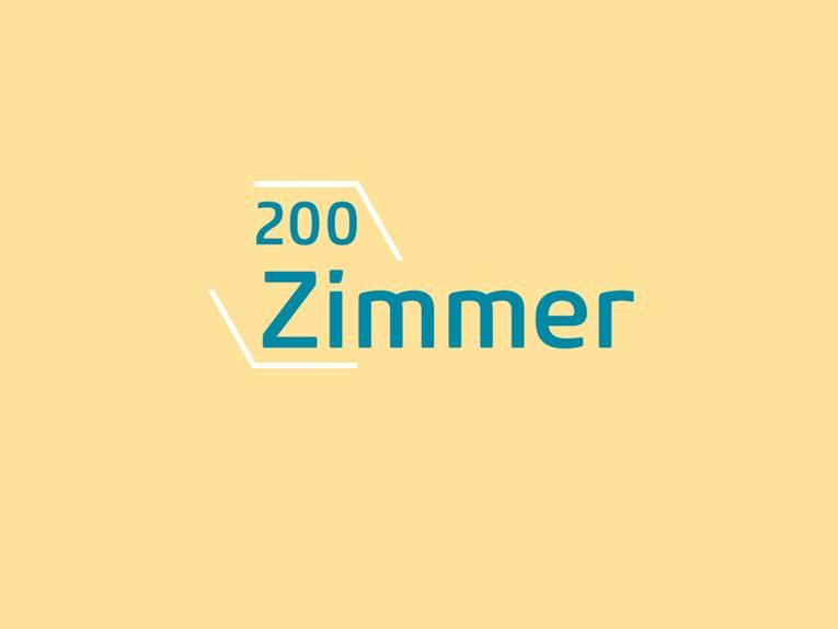 200 Zimmer