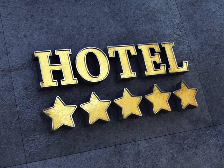 5-Sterne Hotel Standard