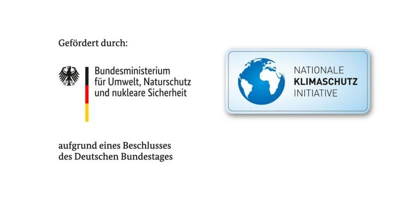 Logo BMU-Klimaschutzinitiative