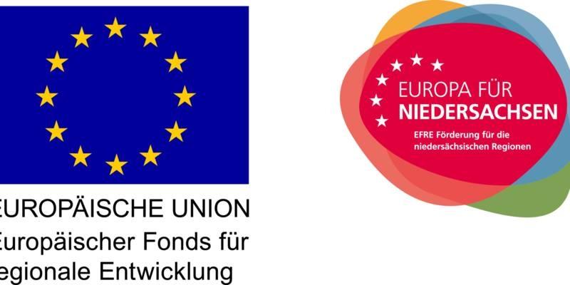 Zwei Logos