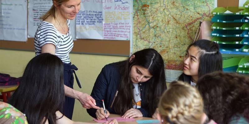 """Beim bereits zehnten Planspiel """"Pimp Your Town"""" haben rund 100 Schüler aus Hannover ihre Ideen eingebracht."""
