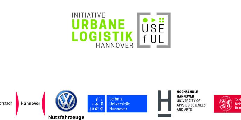 Logos der Verbundpartner*innen des Forschungsprojektes USEfUL