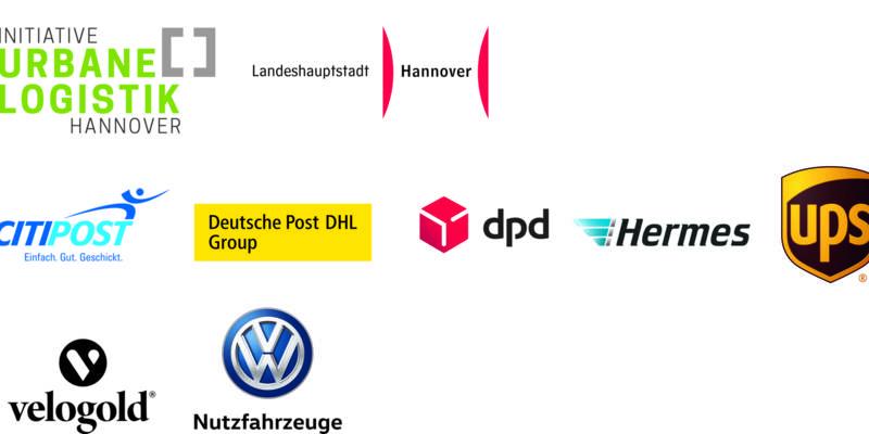 Logos der Pilotprojektpartner*innen