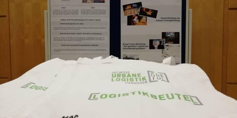 Präsentation der Initiative Urbane Logistik Hannover