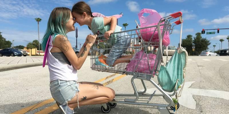 "Szene aus ""The Florida Project"""