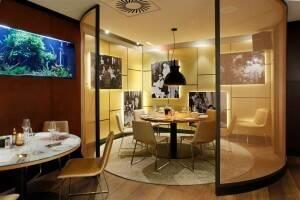 gondel restaurant bar b hne deutsche k che branchenbuch. Black Bedroom Furniture Sets. Home Design Ideas