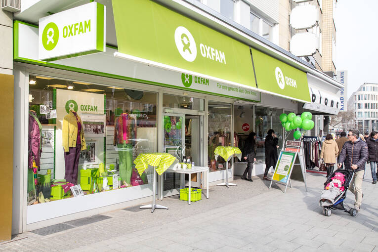 Oxfam Hannover