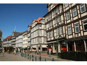 Hannover Old Town