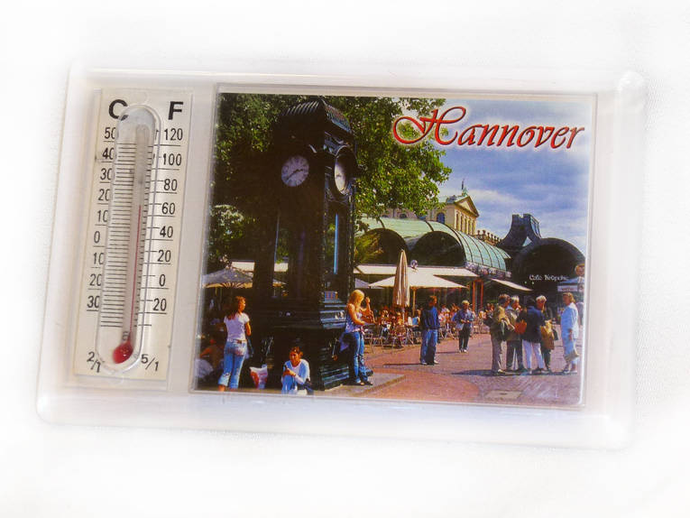 Magnet Thermometer