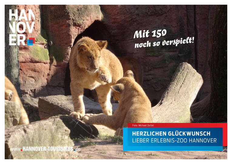 150 Jahre Zoo Hannover