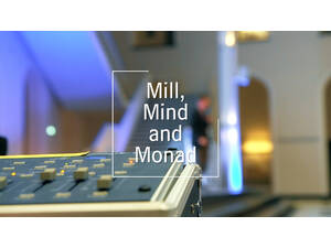 Donald D. Hoffman - Mind, Mill and Monad