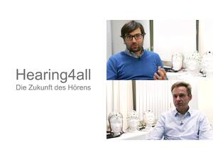 Hearing4all - Exzellente Hörforschung
