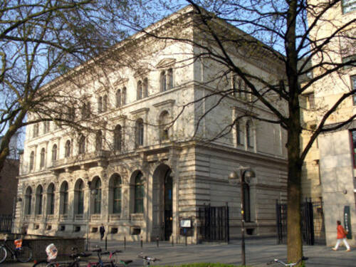 Gebäude Der Deutschen Bundesbank Sehenswürdigkeiten