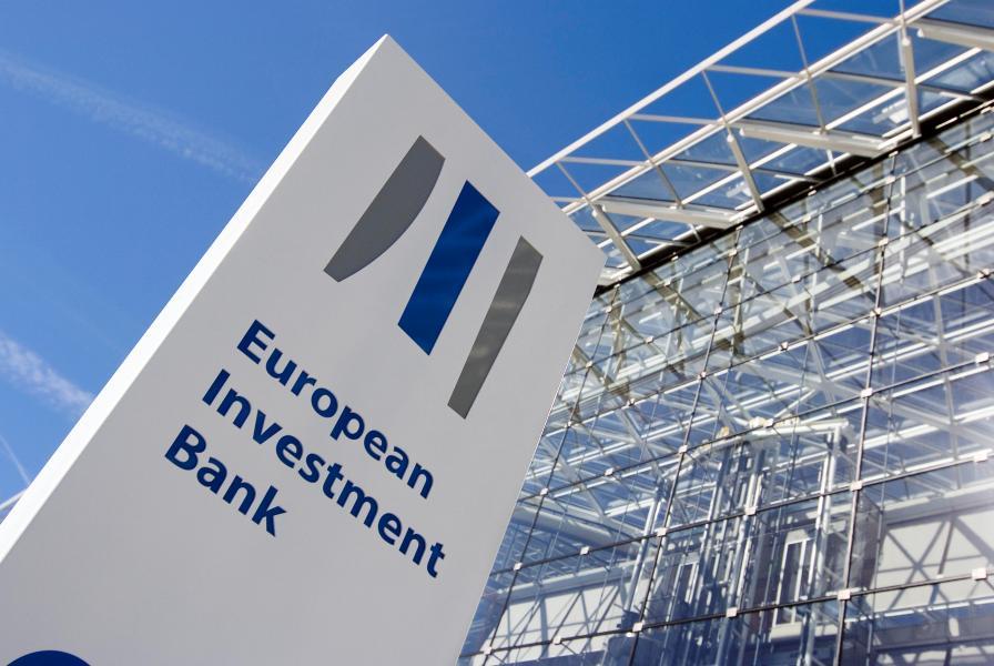 Gebäude der Europäischen Investitionsbank