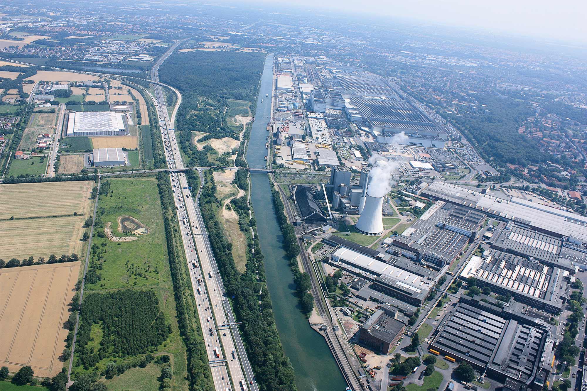 Logistikstandort Hannover