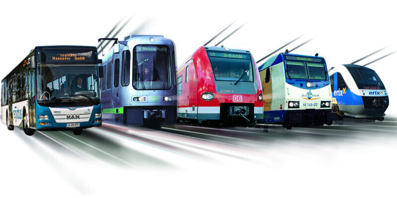 Gvh Großraum Verkehr Hannover Bus Bahn Mobilität