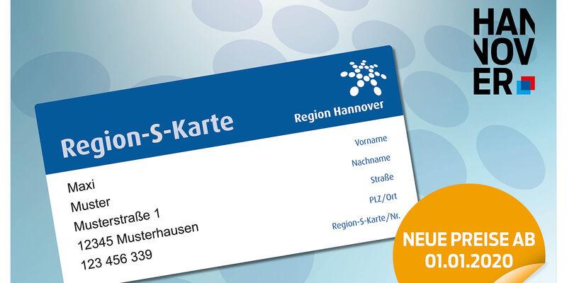 straßenbahnnetz hannover karte Ticket S: Wer erhält das Sozialticket und wie funktioniert es?