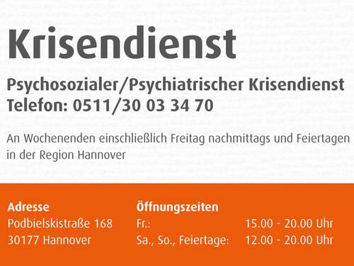 Psychosozialer Psychiatrischer Krisendienst Ppkd In Der