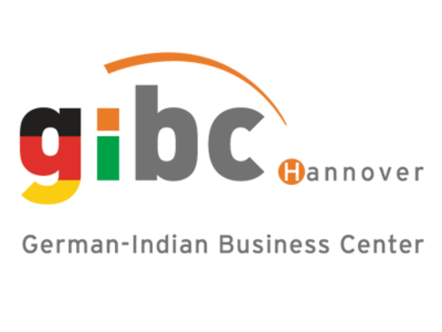 Logo German-Indian Business Center