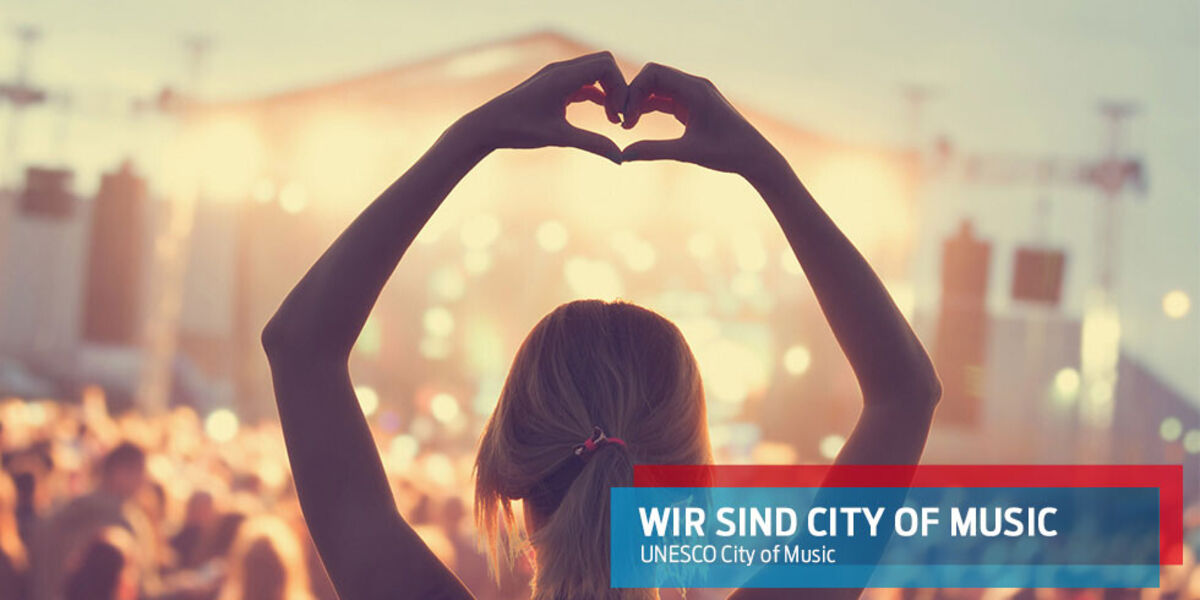 Wir sind City of Music