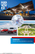 Hannover - Your Central Business Location