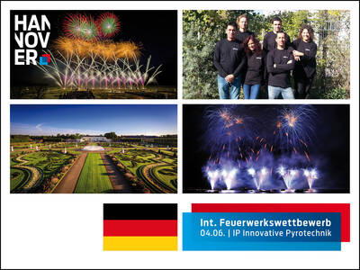 Deutschland, IP Innovative Pyrotechnik
