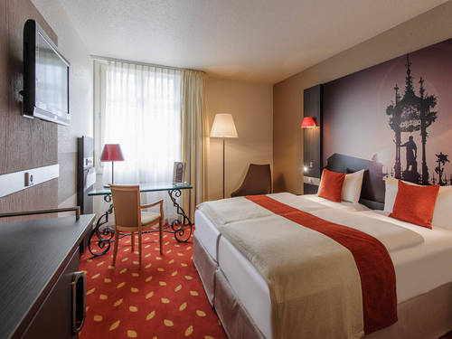 Your stay at Mercure Hotel Hannover City