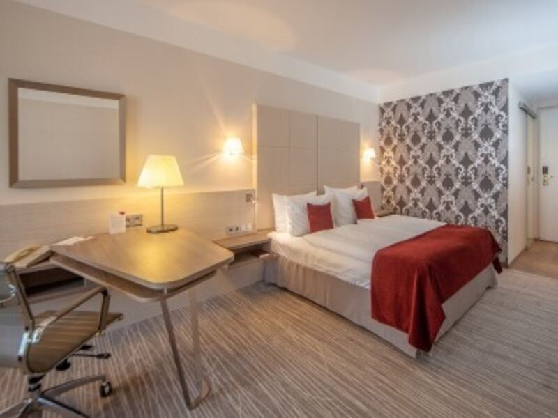 Crowne Plaza Businesszimmer