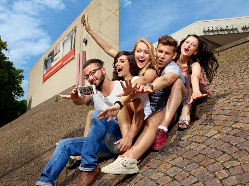 schöne selfies machen mattersburg
