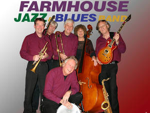 Die Farmhouse Jazz & Blues Band